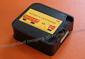 FAQ Image I have Kodak Super 8 Cartridges?