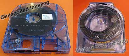 FAQ Image Can you convert film in Technicolor Cartridges?